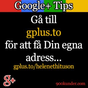 url for google plus