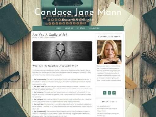 Candace Jane Mann