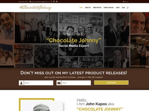 Chocolate Johnny
