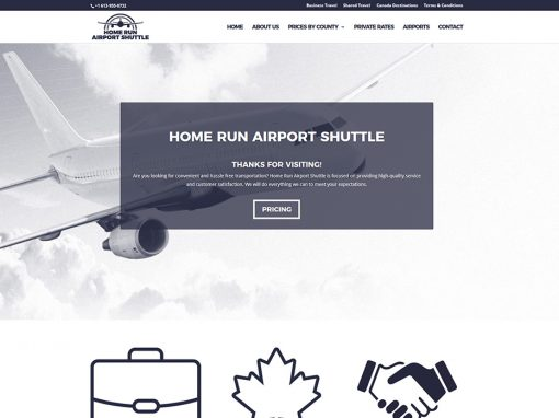 Home Run Airport Shuttle
